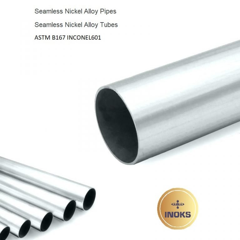 INCONEL TUBING ASTM B167 INCOLOY601 SEAMLESS NICKEL ALLOY PIPES