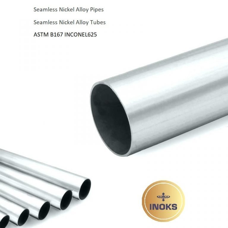 ASTM B167 INCOLOY625 SEAMLESS NICKEL ALLOY PIPES