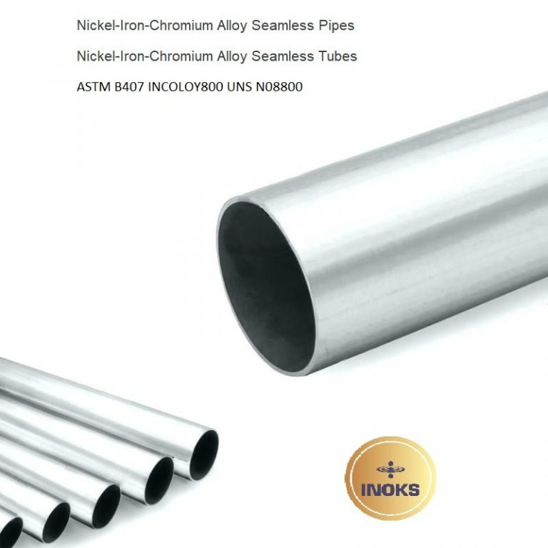 ASTM B407 INCOLOY800 SEAMLESS PIPES