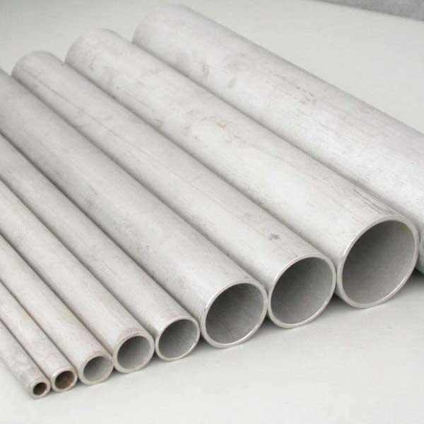 SEAMLESS PIPES ASTM B167 UNS N06600