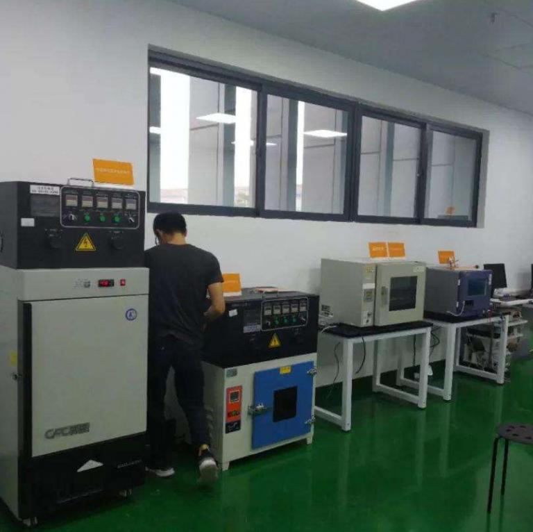 inconel 625 pipe under testing