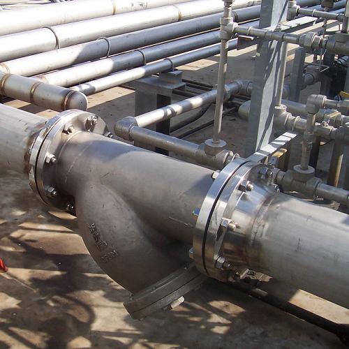 pipeline faberication