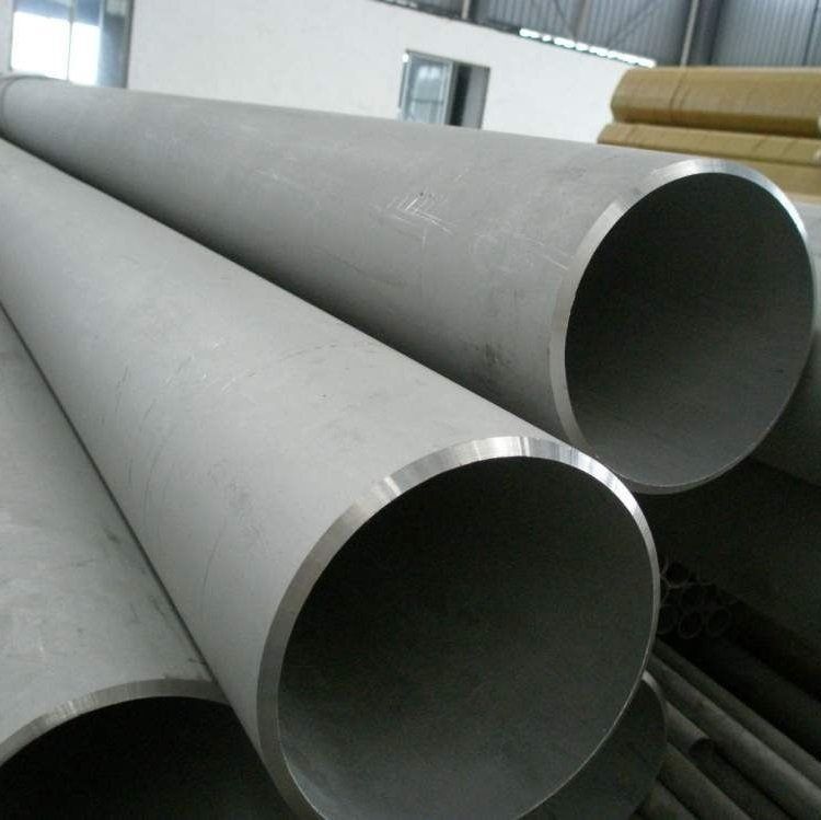 304L seamless round pipe