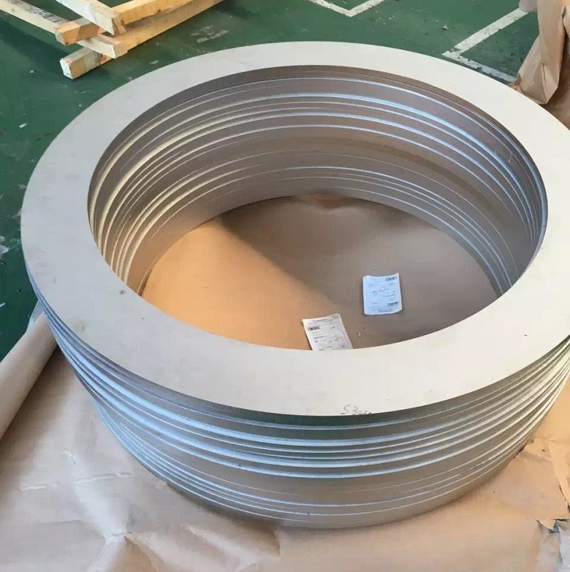 laser cutting round ring