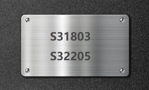 S31803 S32205